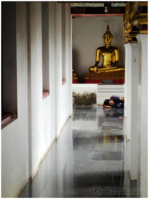 Photograph Wat Temple Buddha Statue
