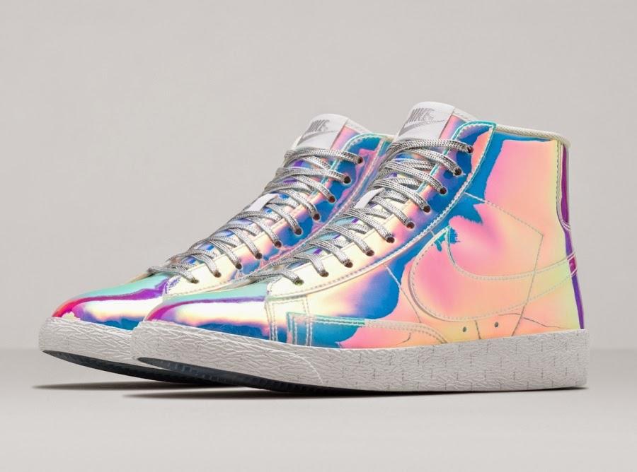 Nike Blazer Femmes Mi Irisé Acheter Une Voiture shopping en ligne images bon marché remise RAkibkx7