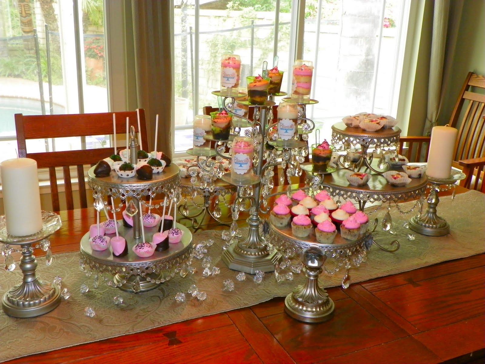 Plumeria Cake Studio: Custom Dessert Buffets