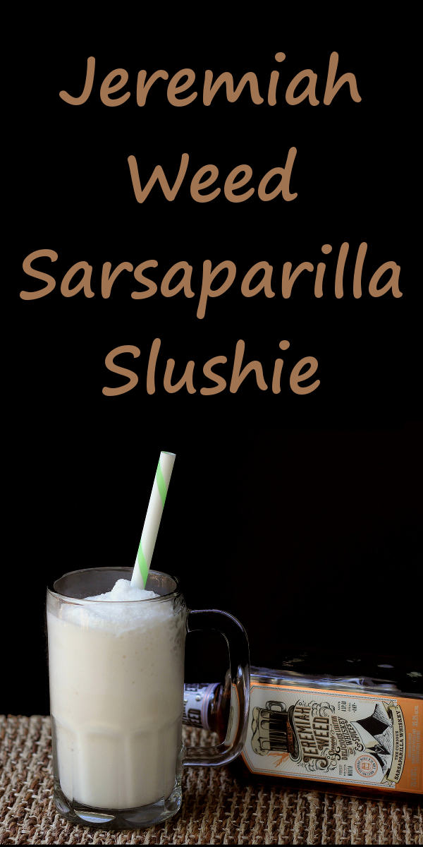 Sarsaparilla Slushie