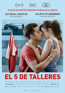 El 5 de Talleres (2014) Comedia con Esteban Lamothe