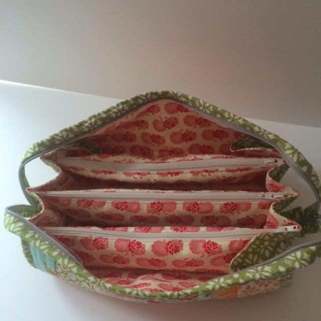 Crafty Garden Mom Fo Sew Together Bag