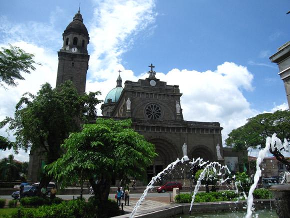 Intramuros Tour Manila