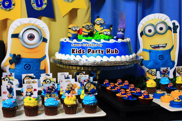 Despicable Me Minions Party
