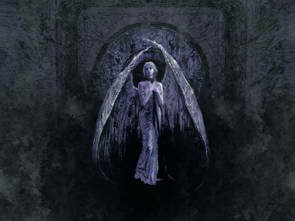 Gothic waves gothic fairy wallpaper angel gothic 39 s - Gothic angel wallpaper ...