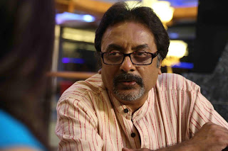 prathap pothen in the movie up and down