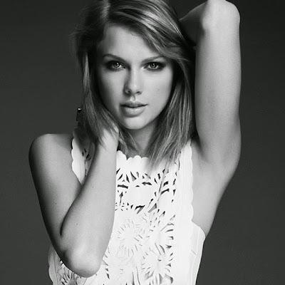 Taylor Swift Glamour UK magazine June 2015 photoshoot