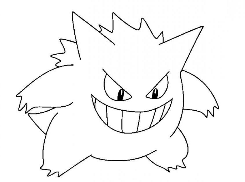 pokemon para colorir desenhos e riscos
