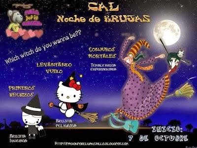 Cal Noche de Brujas - Cumplido!!!