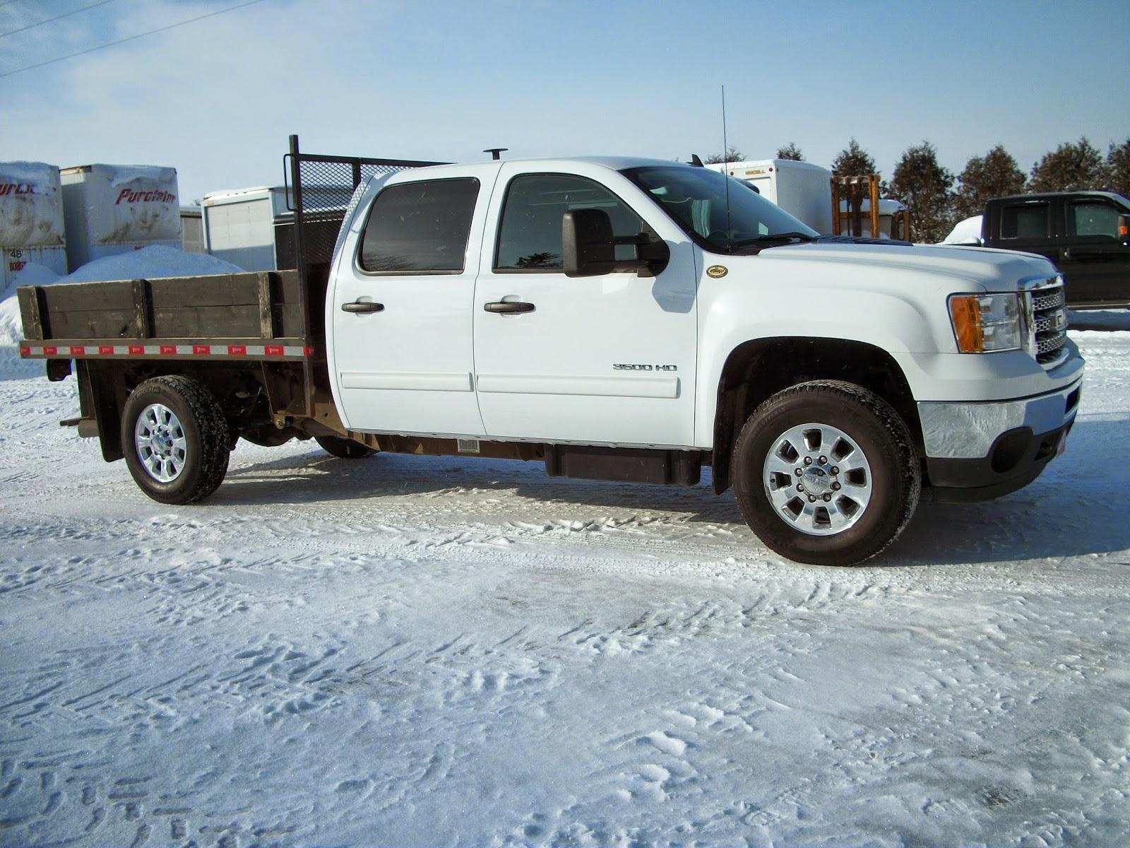Used pickup trucks cargo vans and commercial trucks for for Motor city gmc used trucks