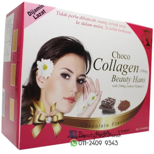 Choco Collagen Beauty Hans