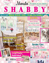 "10.1.2013 Aktuell: LISA LIBELLE decorations featured in ""Mondo Shabby"""