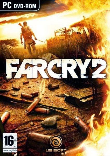 descargar Far Cry 2 PC Full mega