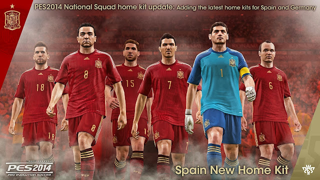 Spain New Home Kit