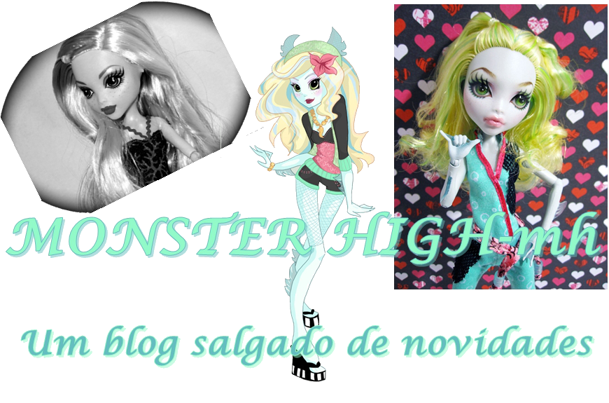 MONSTER HIGH-mh