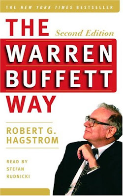 The Warren Buffet Way, financial planner book, stock market tips, rich on stock market