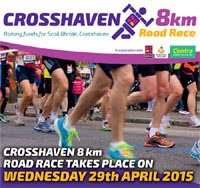 8k race in Crosshaven . Co.Cork...29th Apr