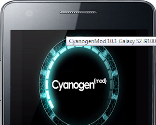 how to install cm10.1 on galaxy s2