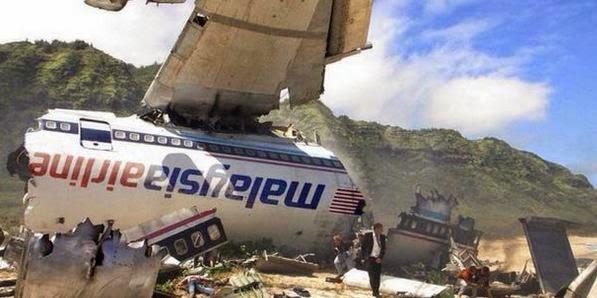 berita MH17 yang menyayat hati rakyat Malaysia