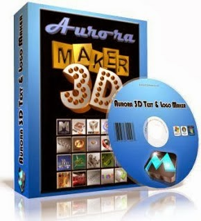 Aurora 3D Text & Logo Maker 13.12.01 Including Keygen