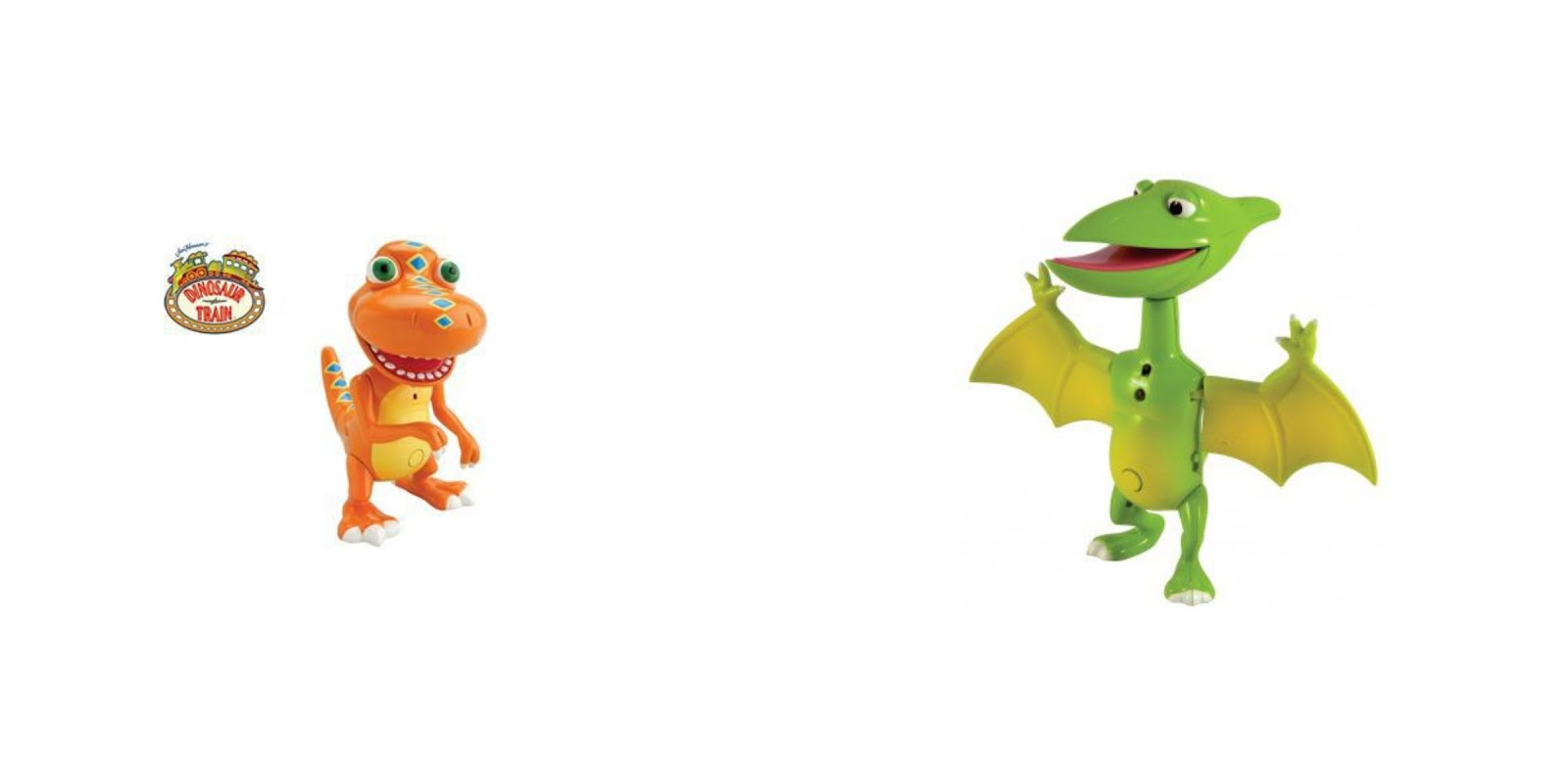 Dinosaur Train Interactive Toys