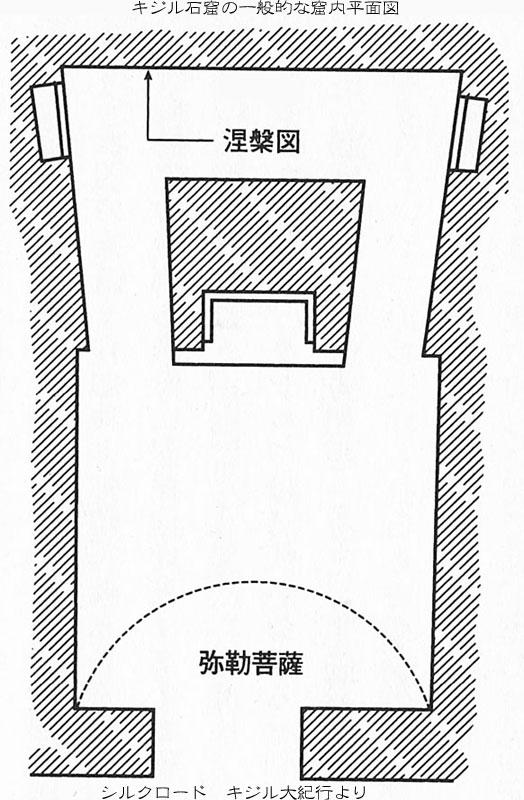 キジル石窟の画像 p1_18