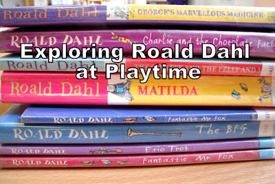 Roald Dahl Activities for Preschool