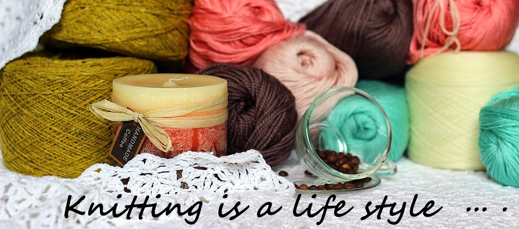 Knitting-is a life style