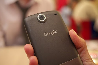 Google's Next Nexus: Straight Android, No Chaser