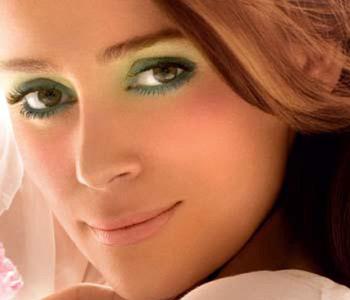 2 be belle makeup hazel eyes