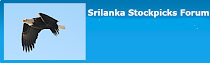 Sri Lanka Stockpicks - Forum