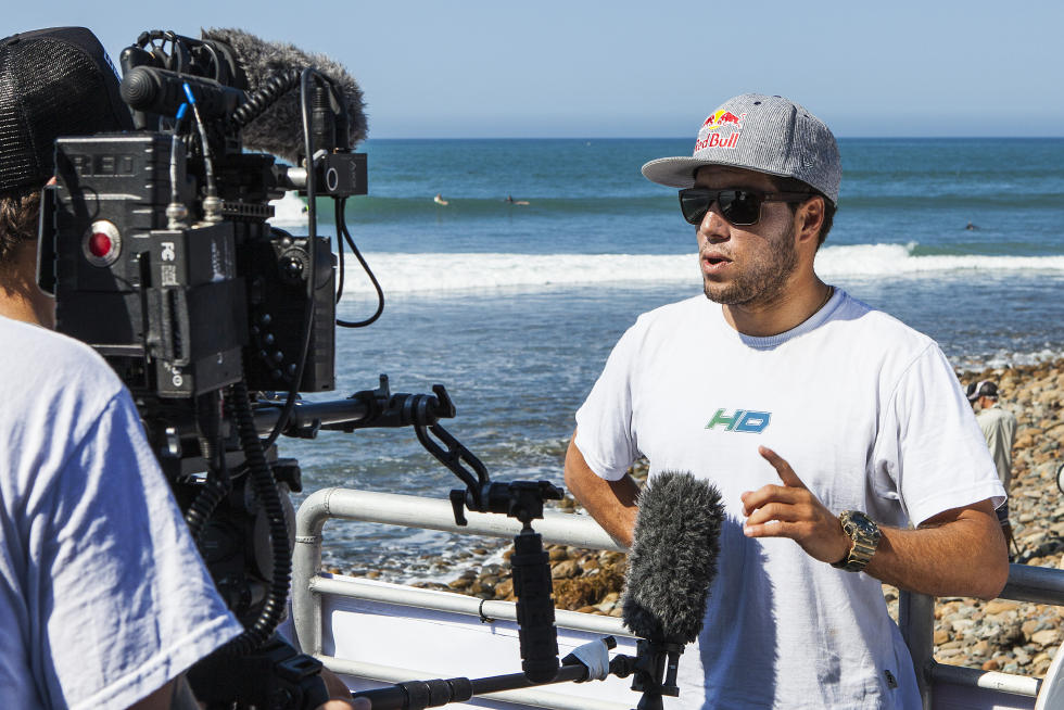 64 Adriano de Souza Hurley Pro at Trestles Foto WSL Brett Skinner