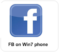Facebook on Windows7 phone