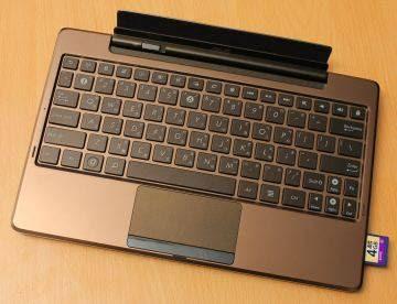 transformer teclado