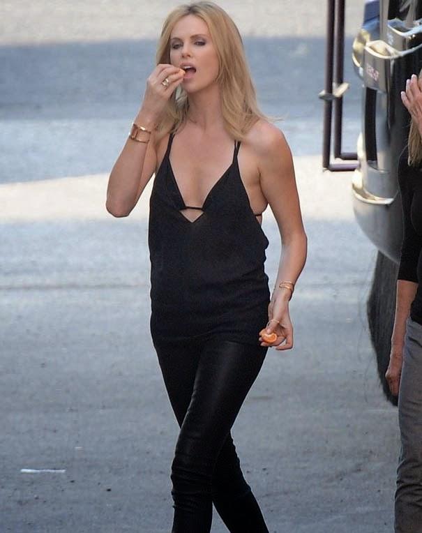 Charlize Theron's Hotness Comeback