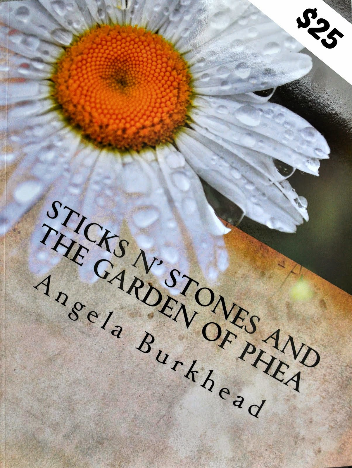 Books direct sticks n 39 stones and the garden of phea by for Sticks and stones landscaping