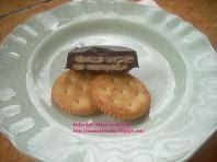Coklat Biskut Keju
