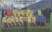 C.D. RÚA INFANTIL 2011/2012
