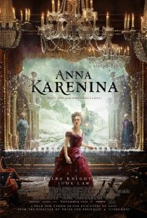 Anna Karenina (2012 – Keira Knightley, Jude Law and Aaron Taylor-Johnson)