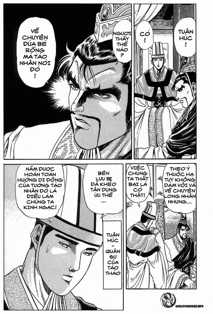 Chú Bé Rồng - Ryuuroden chap 4 - Trang 9