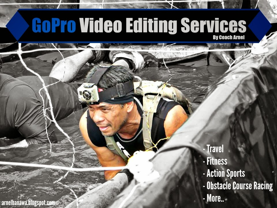 GoPro video Editing Services