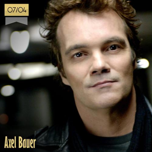 7 de abril | Axel Bauer - @AxelBauerMusic | Info + vídeos
