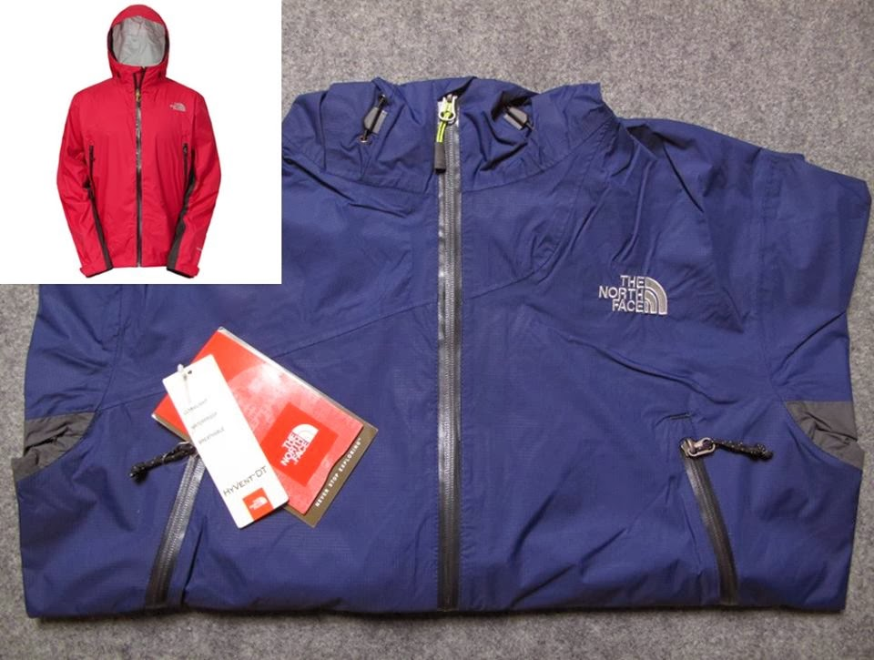 Jaket THE NORTH FACE PROPHECY JACKET HyVent DT