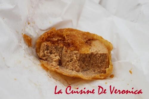 La Cuisine De Veronica Deep Fried Cod Roe
