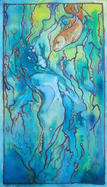 Mermaid and the Fish