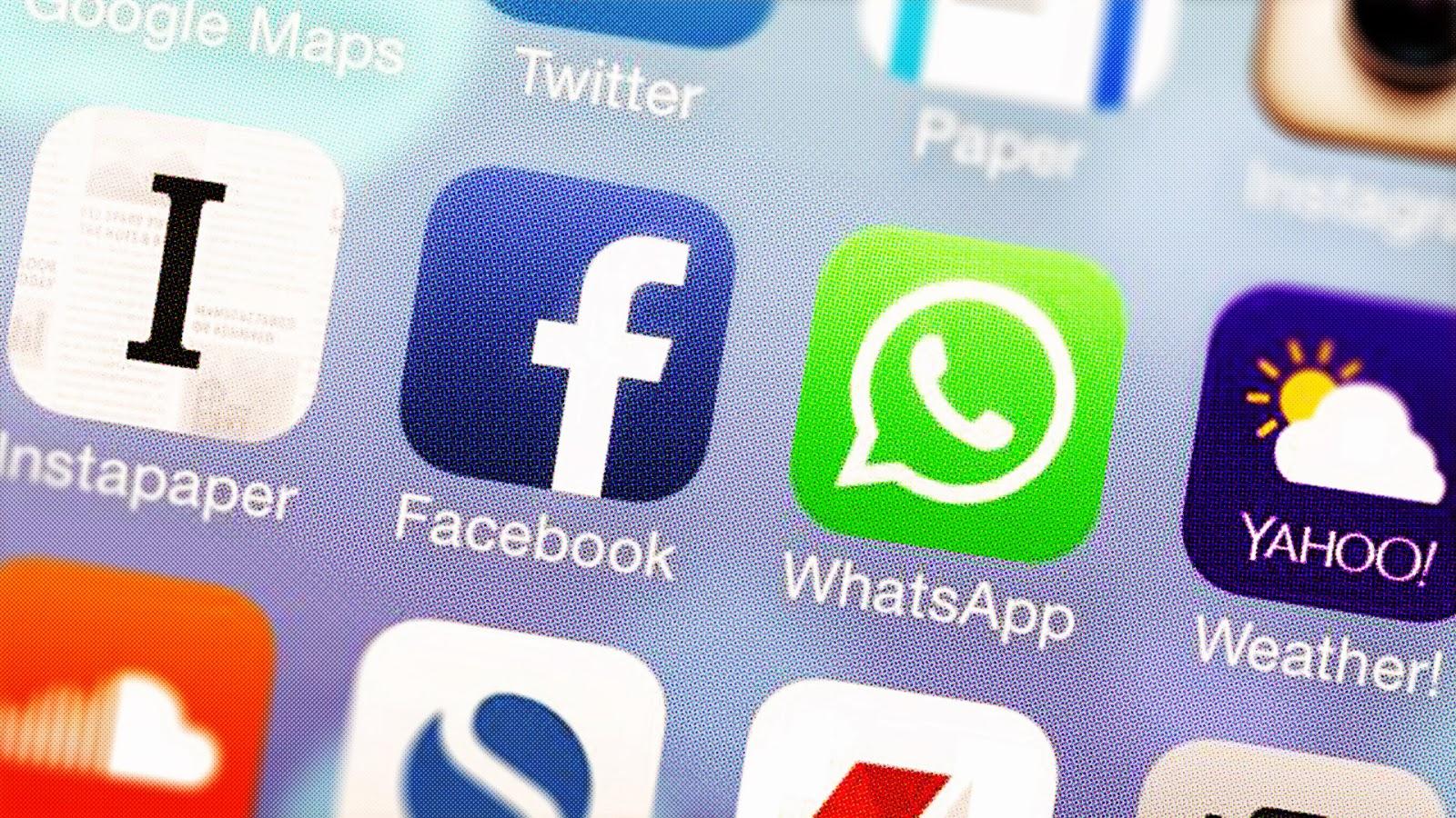 Facebook Buys Whatsapp For $19 Billon ?