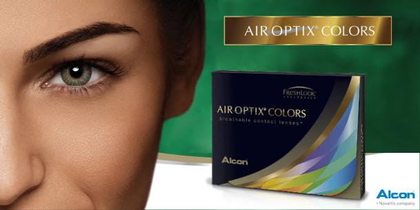 nuevas lentillas air optix colors de alcon