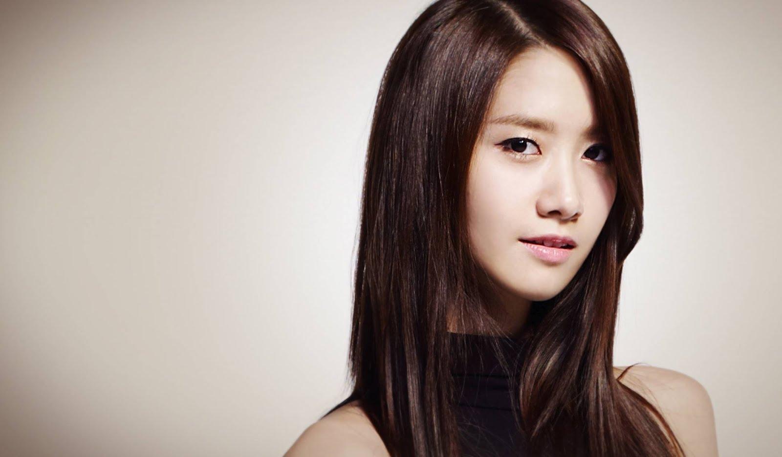 Gaya Model Rambut Cewek Korea
