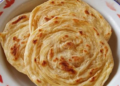 Resep Roti Cane dan Cara Membuatnya