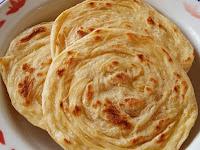 Resep Roti Cane, Roti Maryam & Prata